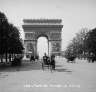 """L'arc de Triomphe Paris"""