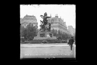 """Monument de Victor Hugo, Paris"""