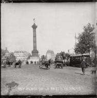 """Place de la Bastille, Paris"""