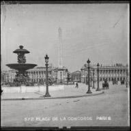 """PLace de la Concorde, Paris"""