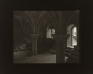Abbaye du Thoronet, salle capitulaire