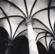 """""""Knights Room, Mont St. Michel, France. 2000"""""""
