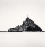 """Low Tide, Mont St. Michel, France. 2004"""