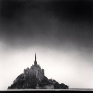 """Mont St. Michel, Normandy, France. 1991"""