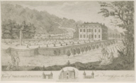 """""""View of Voltaire's Chateau"""""""