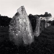 """Kerlescan Alignments, Study 1, Carnac, France. 2017"""