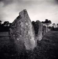 """Kerlescan Alignments, Study 2, Carnac, France. 2017"""